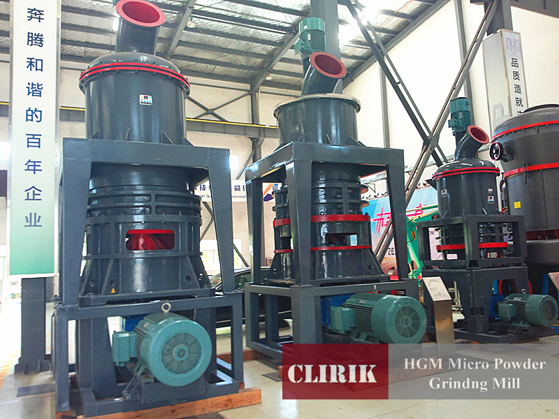 calcite micronizer mill